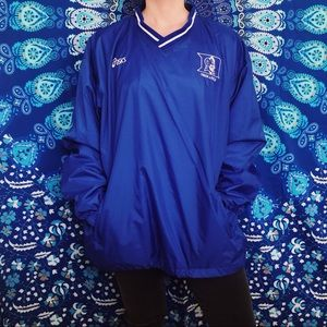 Duke Track & Field Windbreaker